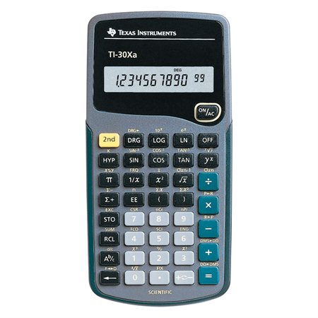 Calculatrice scientifique TI-30Xa
