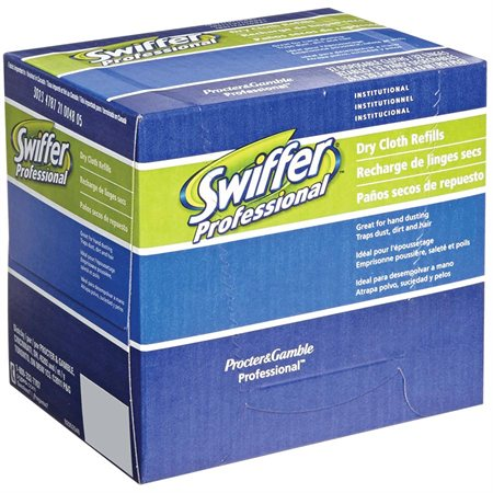Recharge de linges secs Swiffer Sweeper