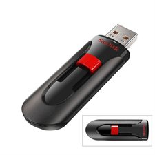 Clé USB à mémoire flash Cruzer Glide