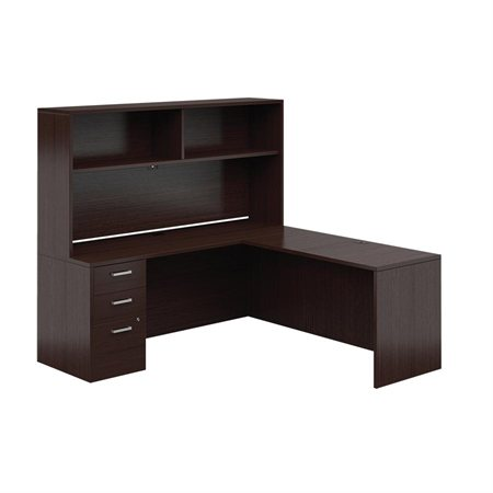 ensemble de bureau de superviseur ionic. Black Bedroom Furniture Sets. Home Design Ideas