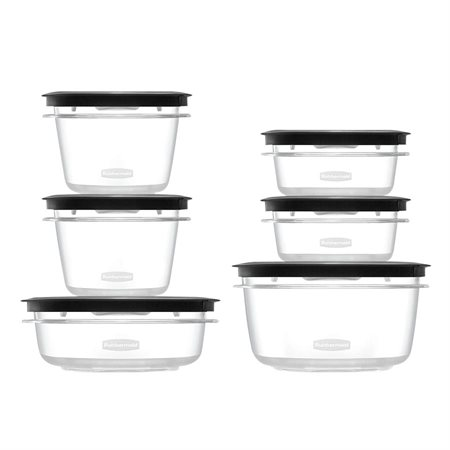 Premier Food Container Kit