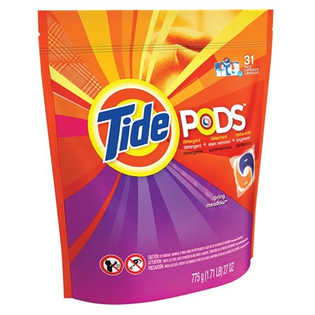 tide laudry detergent supply chains