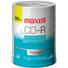 CD-R inscriptible 48x