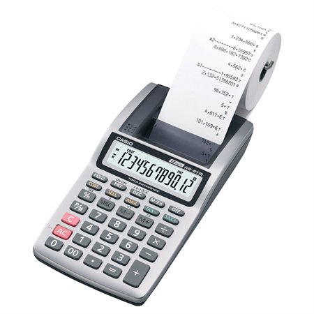 Calculatrice à imprimante HR-8TM PLUS