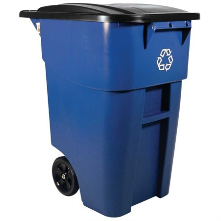 Brute® Recycling Rollout Container