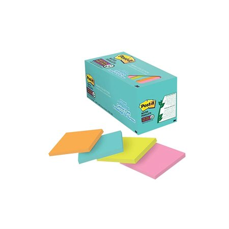 Feuillets super collants Post-it®